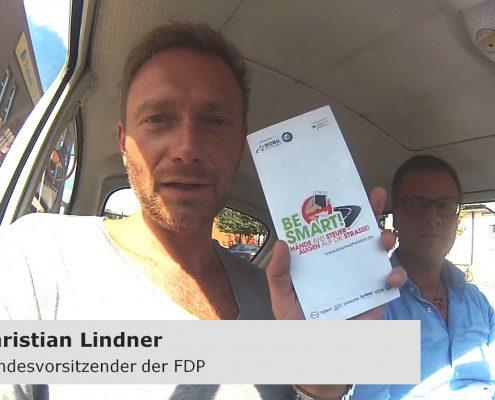 Michael Haberland und Christian Lindner im Käfer