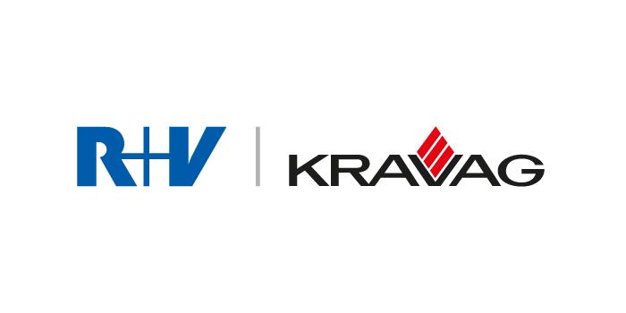 Logo R+V & KRAVAG